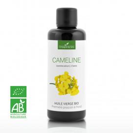 CAMELINE - Huile végétale BIO