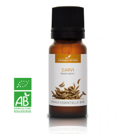 CARVI - Huile essentielle BIO