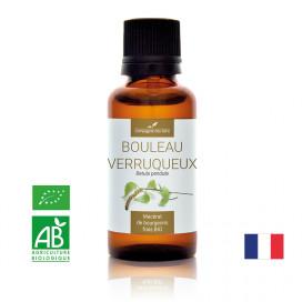 BOULEAU VERRUQUEUX - Macérat de bourgeons BIO