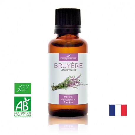 BRUYÈRE - Macérat de bourgeons BIO