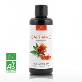CARTHAME - Huile végétale BIO