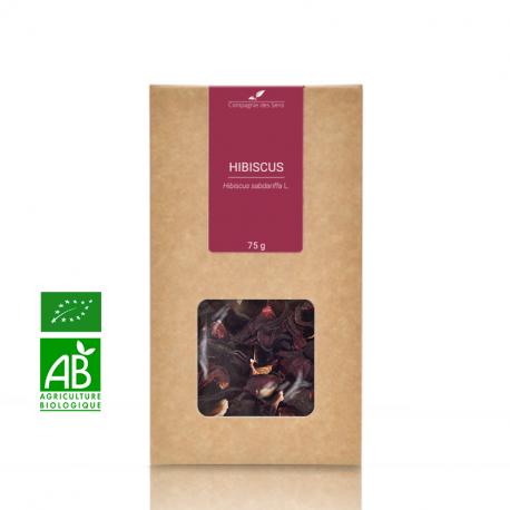 Hibiscus BIO - Plante en vrac pour infusion