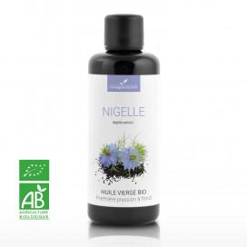 Huile végétale de Nigelle BIO