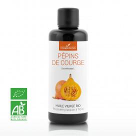PÉPINS DE COURGE - Huile végétale BIO