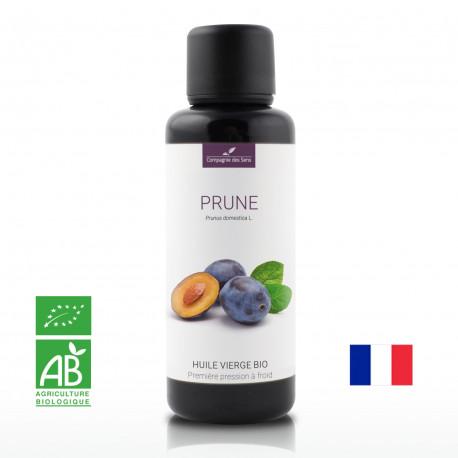 PRUNE - Huile végétale BIO