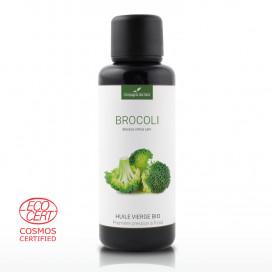 BROCOLI - Huile végétale BIO